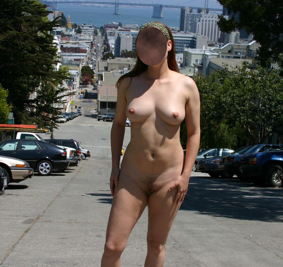 nude public San francisco