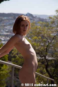 Adriana full public nudity San Francisco Diamond Heights beautiful young girl nudeinsf spread pussy ass tits