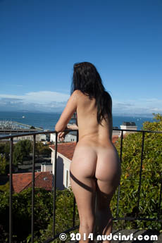 Bianca full public nudity San Francisco Coit Tower beautiful young girl nudeinsf spread pussy ass tits