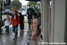 Marie full public nudity San Francisco Haight Ashbury beautiful young girl nudeinsf spread pussy ass tits