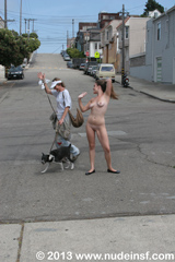 Marsha full public nudity San Francisco Potrero Hill beautiful young girl nudeinsf spread pussy ass tits