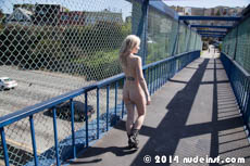 Rosalind full public nudity San Francisco Potrero Hill beautiful young girl nudeinsf spread pussy ass tits