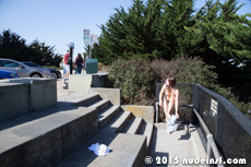 Sybil full public nudity San Francisco Coit Tower beautiful young girl nudeinsf spread pussy ass tits
