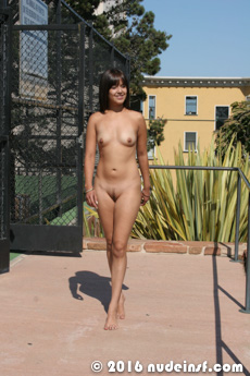 Talia full public nudity San Francisco George Sterling Memorial beautiful young girl nudeinsf spread pussy ass tits