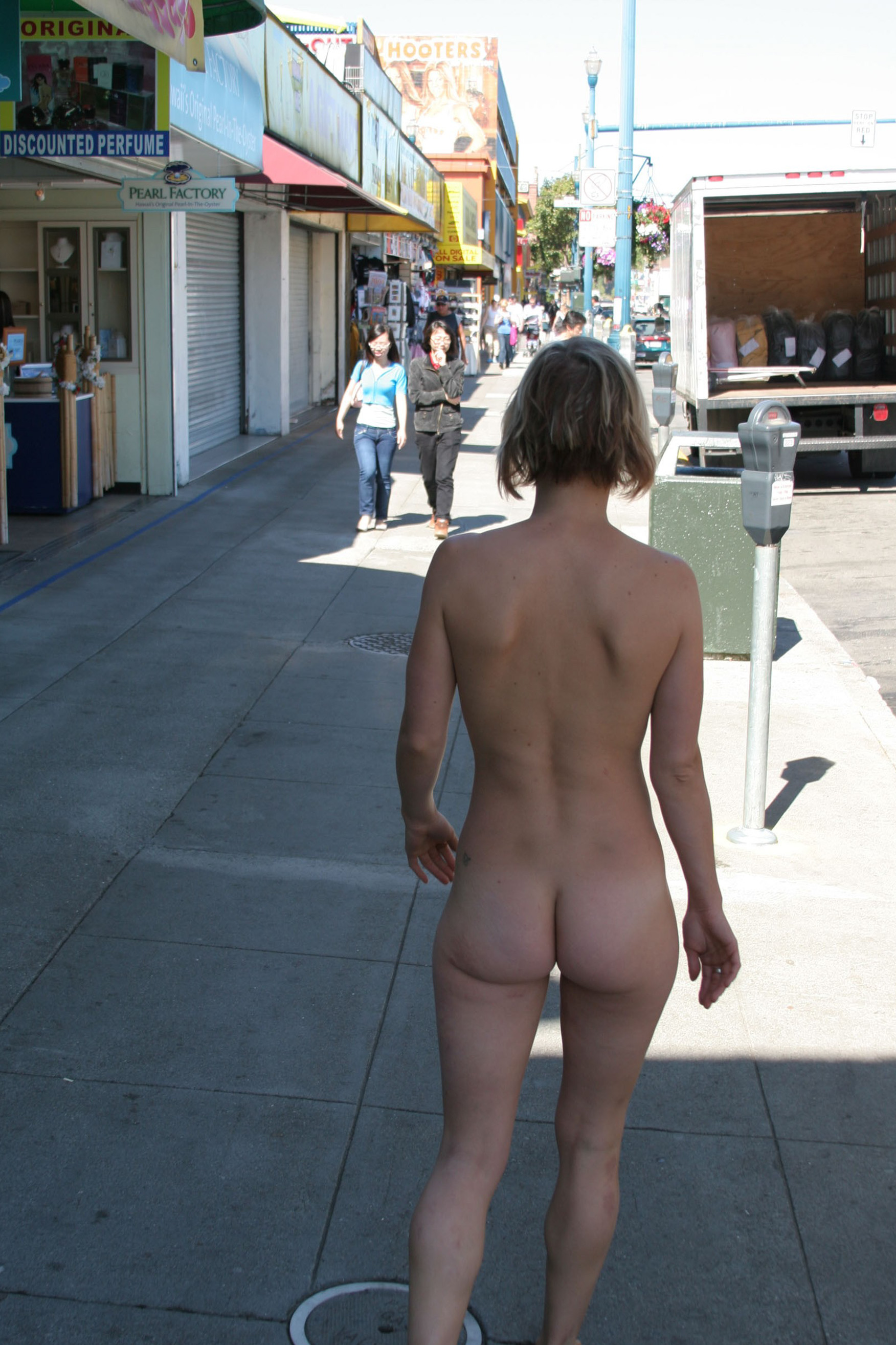 Streetfighter Nude