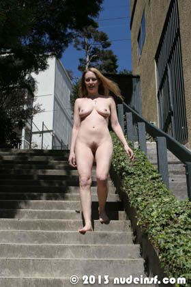 Nudity with a message - 3 part 8