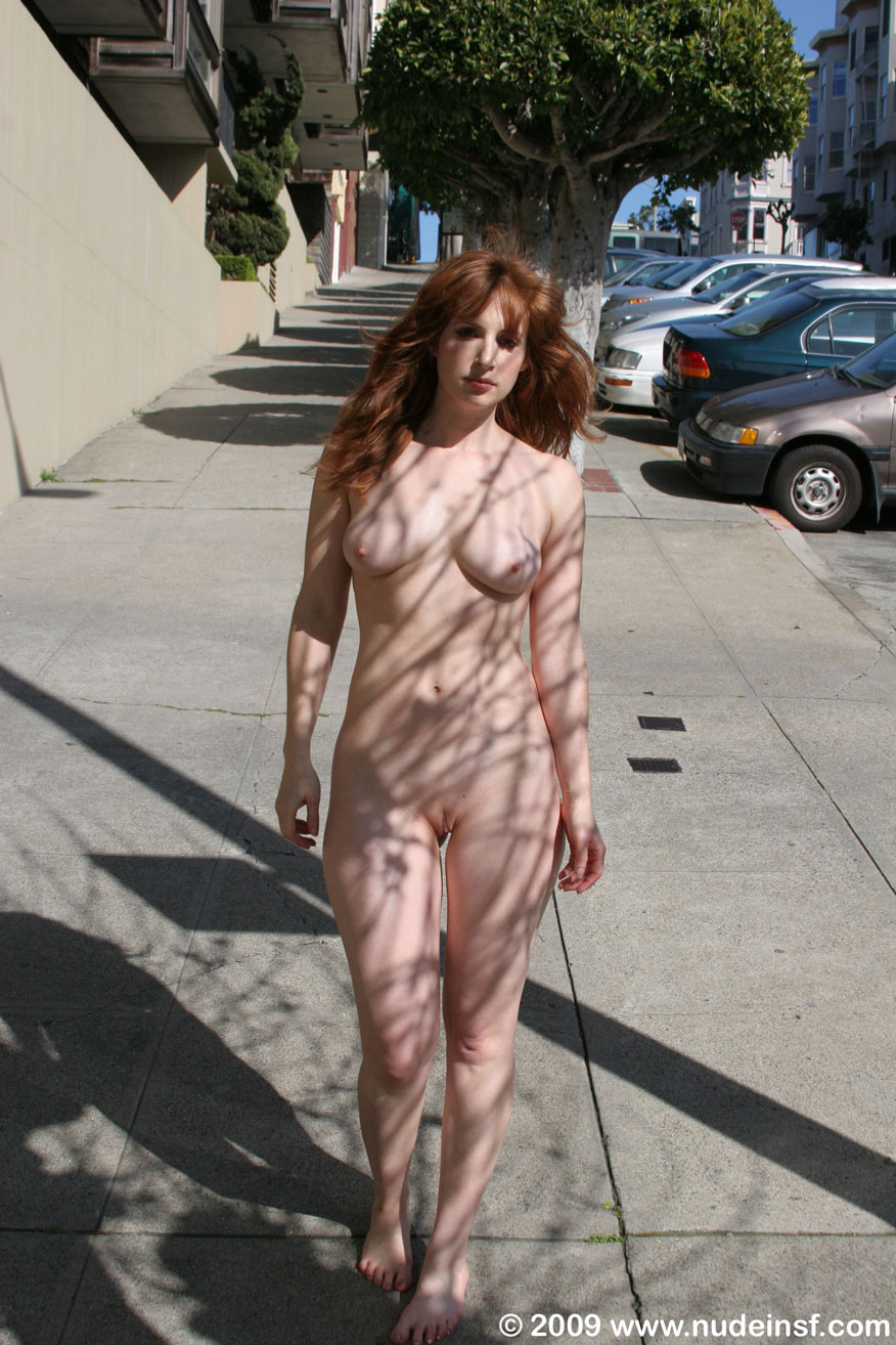 Amber Dawn Nude nude in san francisco fora - update! amber in north beach 09