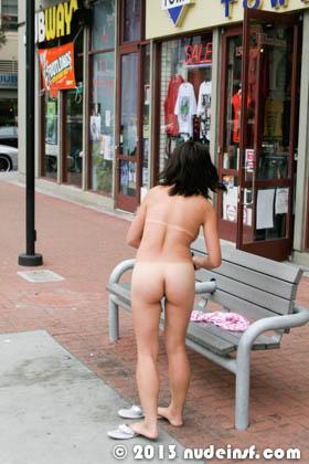 yong nude naked girl